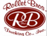 Rollet Brothers Trucking Co, Inc. logo