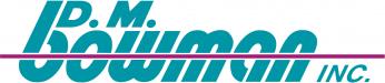 D.M. Bowman, Inc logo
