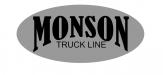 Monson Truck Lines logo