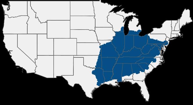 Ozark Motor Lines Hiring Area