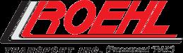 Roehl Transport, Inc. logo