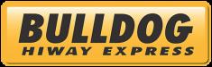 Bulldog Hiway Express logo