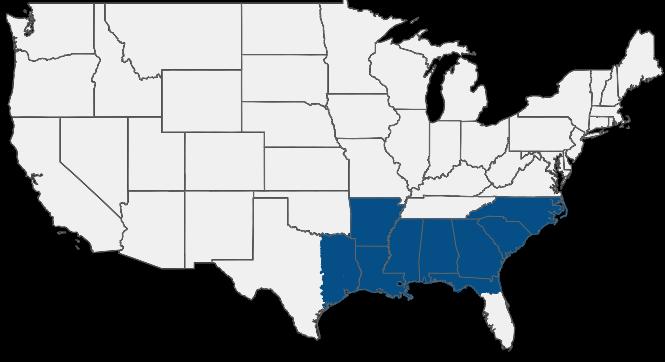 Southeast Logistics Hiring Area