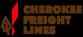 Cherokee Freight Lines logo