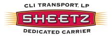 CLI Transport / Sheetz logo